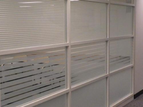 архитектурная и защитная пленка на стекло